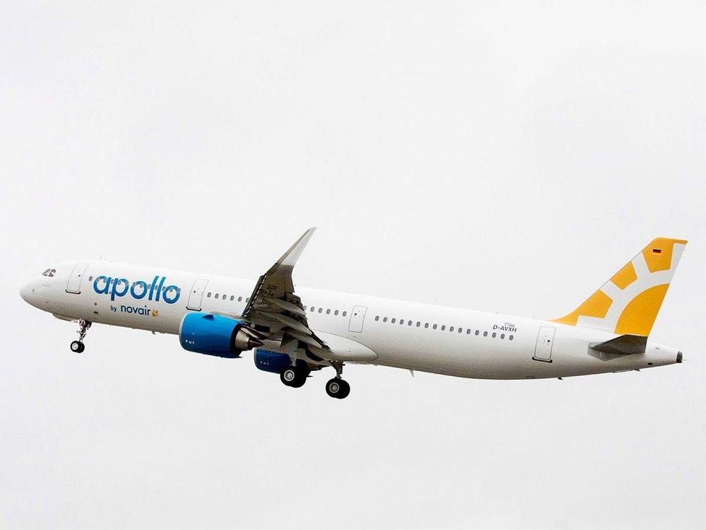 Ny tid: Med nærmere 15 prosent lavere drivstofforbruk og 900 km lengre rekkevidde skal dette flyet sette ny standard for fly.                               Foto: Apollo