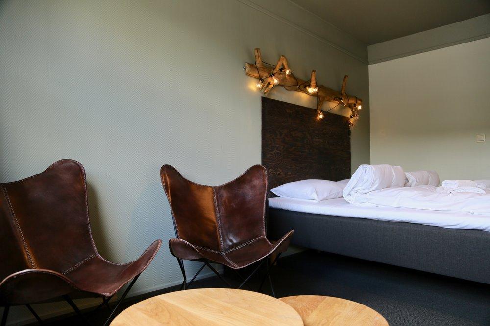 Nye Trysil Hotel åpnet i juni 2017.                     Foto: Odd Roar Lange