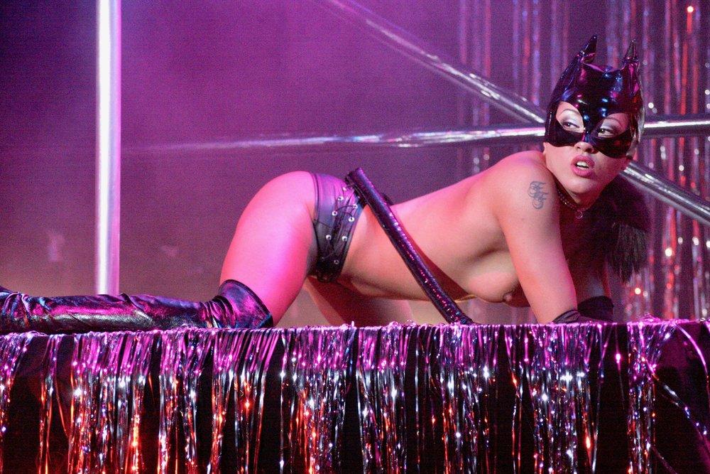 Trådløs med ikke rådløs. Sexhibition er Norges største erotiske messe.  Foto: Nils Ally