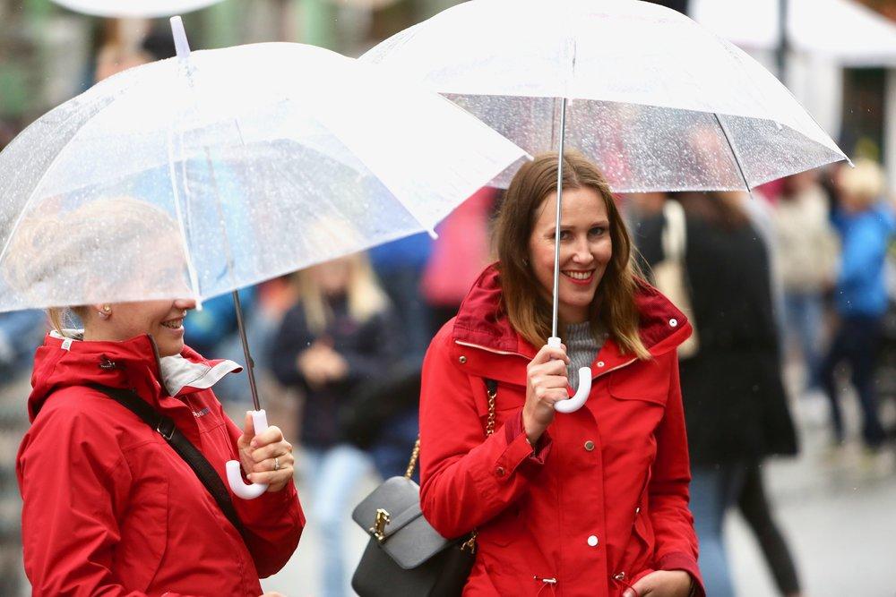 Nye Molde kan aldri selge fint vær. Men med målrettet satsing kan mange aktører samles under paraplyene.                                                 Foto: Odd Roar Lange