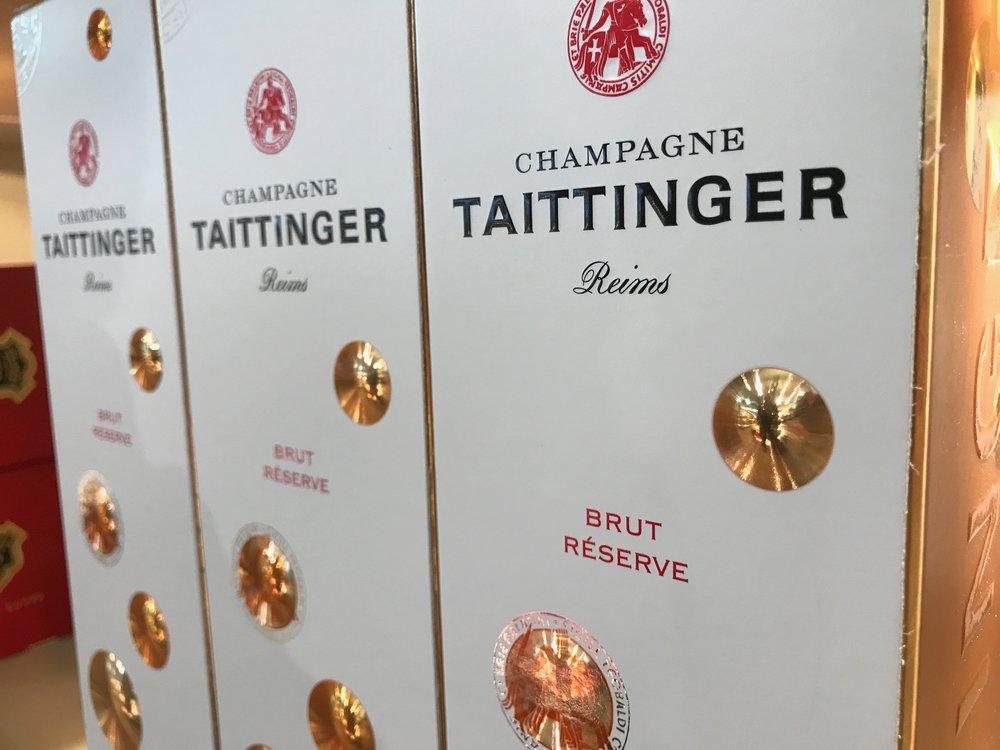 Er du klar for et godt champagnekjøp?  Foto: Odd Roar Lange