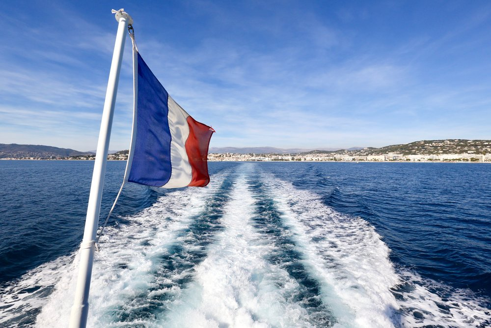 De gode opplevelser til sjøs. Du kan fortsatt oppleve de varme dagene. Foto: Odd Roar Lange