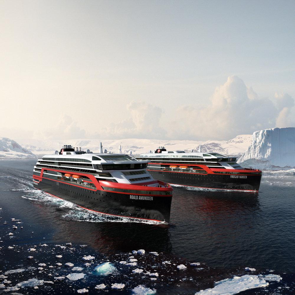 FridtjofNansen RoaldAmundsen Hurtigruten.jpg