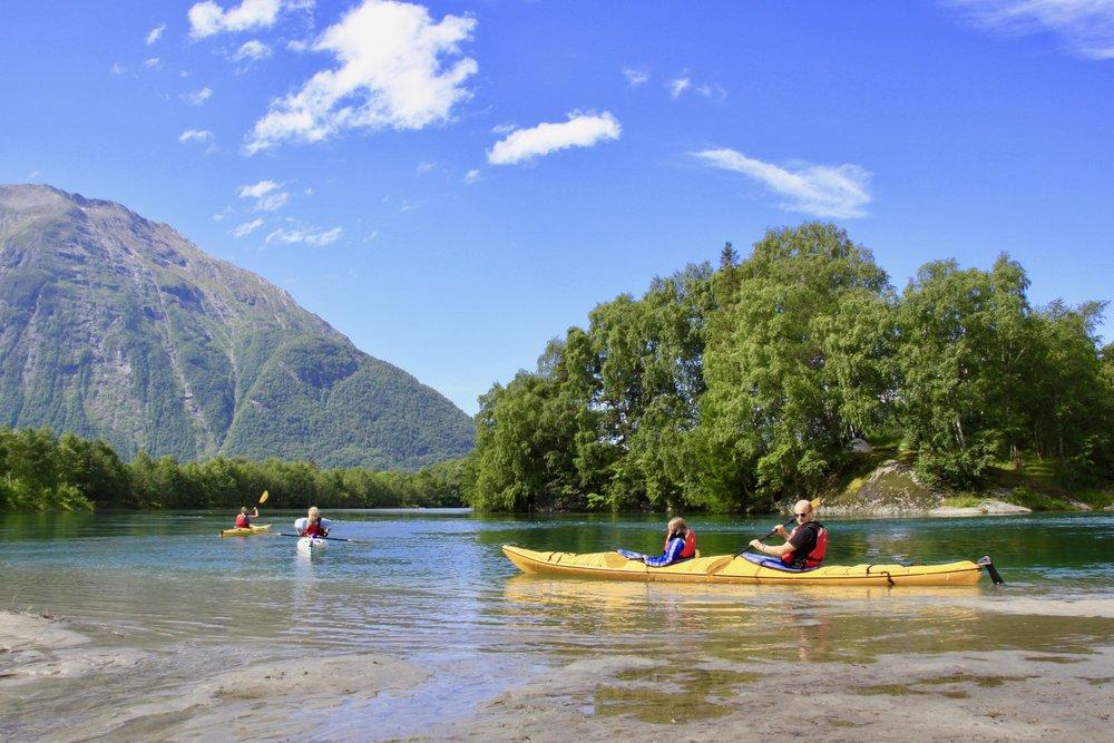 Mange turister velger aktive ferie i Norge. Men hvem er de, egentlig? Foto: Odd Roar Lange