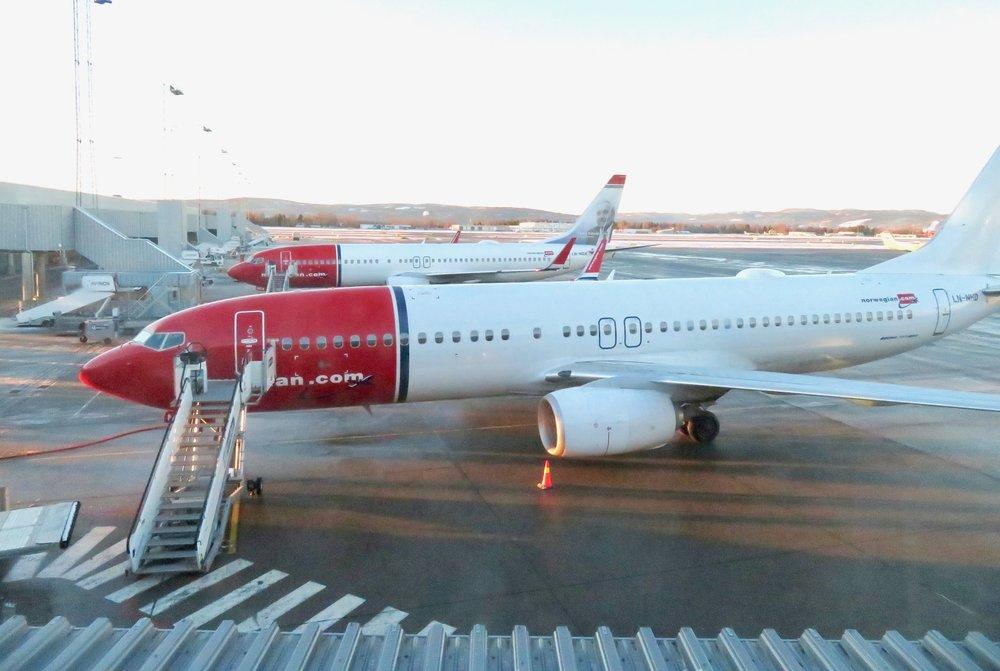 Nå blir det dyrere for deg som vil fly med Norwegian. I alle fall hvis du vil velge sete selv. Foto: Odd Roar Lange