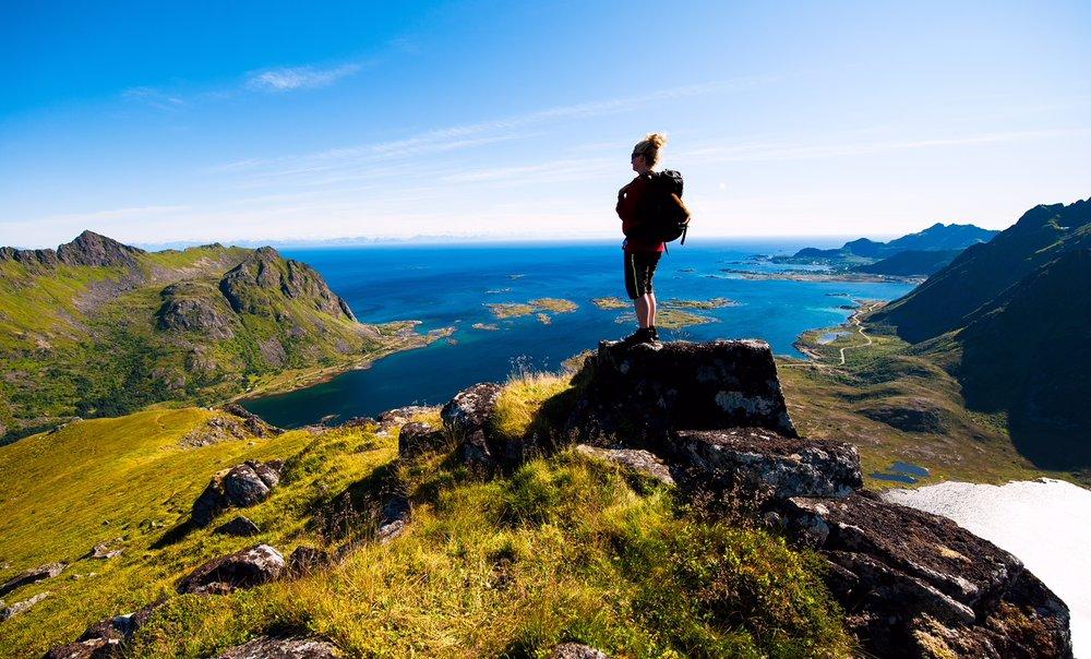 Er dette noe du kan tenke deg i sommer.              Foto: Sverre Hjørnevik