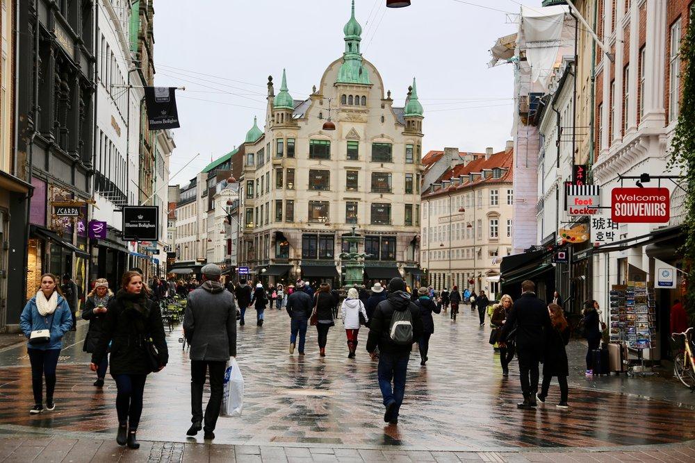 Bli med til København.                           Foto: Odd Roar Lange