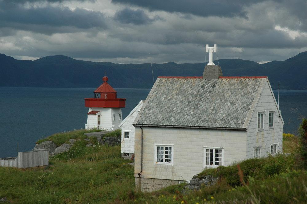 Tidligere var DNT kun opptatt av fjellet. Nå satser de også på turer ved sjøen. Foto: Turistforeningen