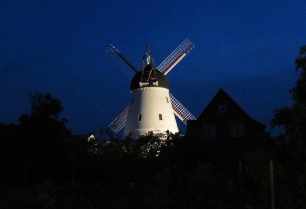Velkommen til Bornholm.                                Foto: Odd Roar Lange