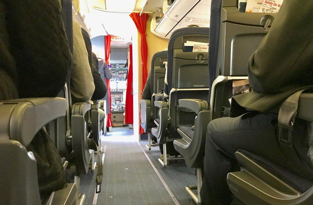 Ready for take off.                                 Foto: Odd Roar Lange