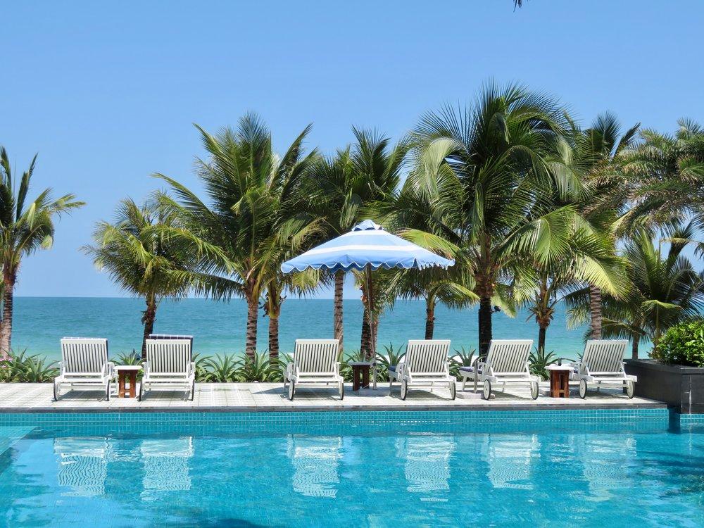 Drømmer går i oppfyllelse. Her fra JW Marriott Phu Quoc Emerald Bay Resort & Spa. Foto: Odd Roar Lange