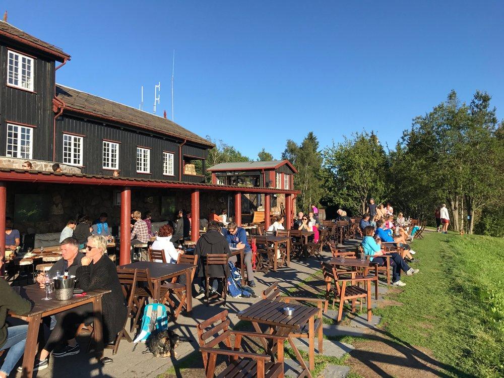 Hvor godt kjenner du Norges hovedstad? Har du vært på Grefsenkollen? Foto: Odd Roar Lange