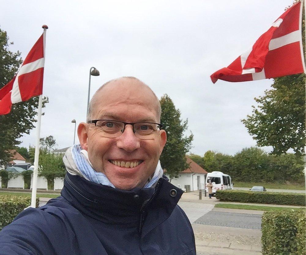 Det gode liv i Danmark - selv når det blåser.