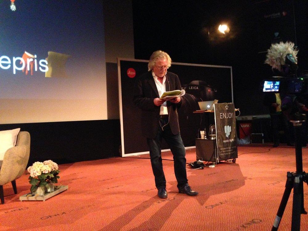 Morten Krogvold er tilbake i Kristiansund. Foto: Odd Roa Lange