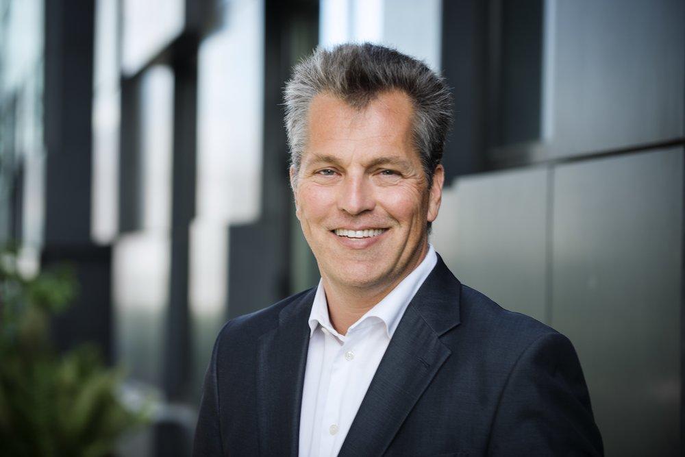 Ole Christian Apeland, administrerende direktør i Apeland