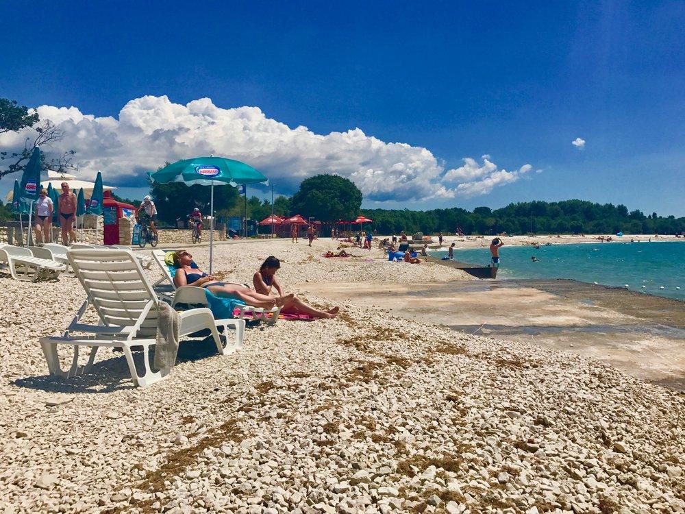 Kroatia blir også denne sommeren en ferievinner for mange. Foto: Odd Roar Lange