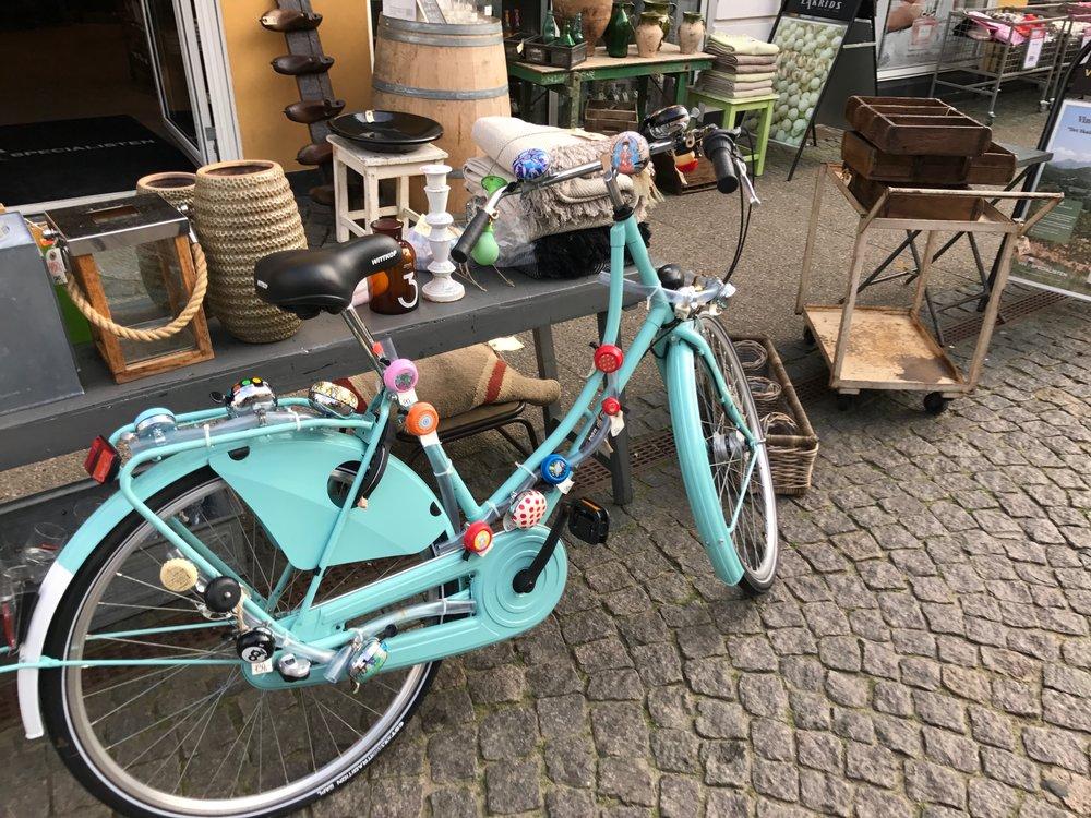 Bruk gjerne sykkel under Skagenoppholdet. Foto: Odd Roar Lange