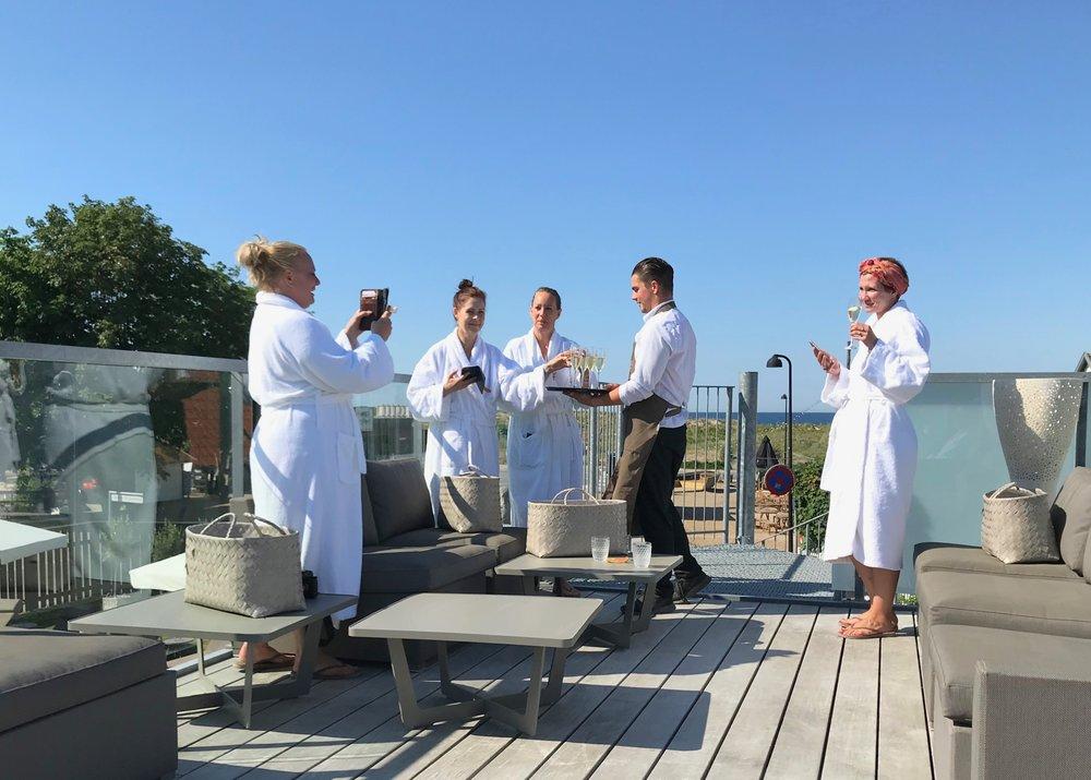Er dere klare for de gode opplevelsene i kongenes Nord-Sjælland? Foto: Odd Roar Lange