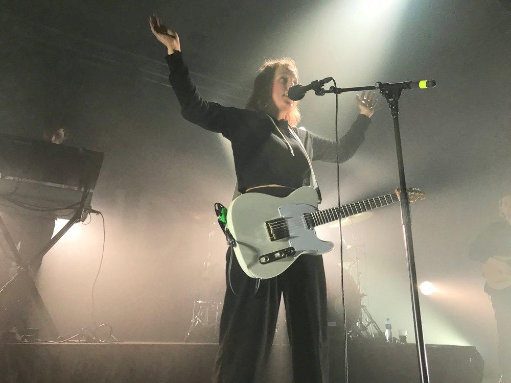 Silje Halstensen har under navnet Bendik gitt ut tre sterke album, og spilt hundrevis av gripende og energiske konserter. Foto: Odd Roar Lange