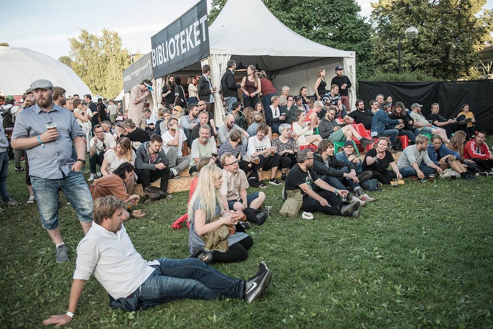Er du klar for Øyafestivalen 2018?                 Foto: Erik Moholdt/Øyafestivalen