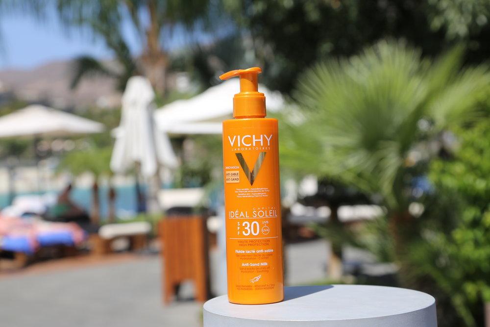 Bruker du solkrem med høy faktor i sommer?                  Foto: Odd Roar Lange
