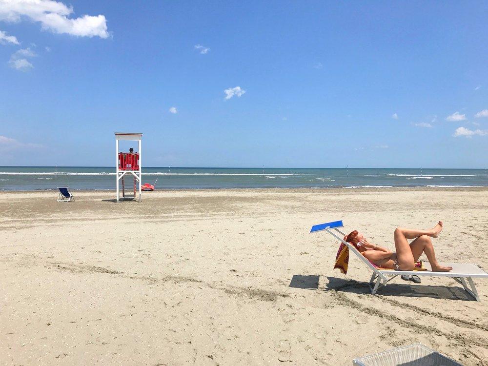 Sol og sommer - ikke betal mer enn du skal. Foto: Odd Roar Lange