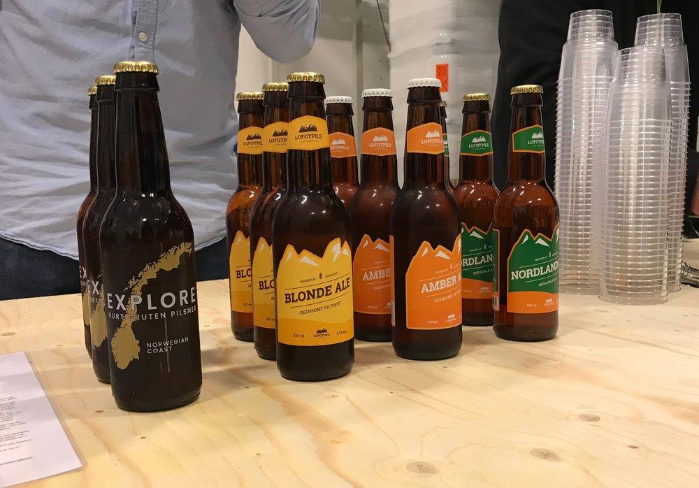 Nordmenn elsker spesial-øl. Men i dagligvarebutikkene kan prisen bli i overkant for mange. Foto: Odd Roar Lange