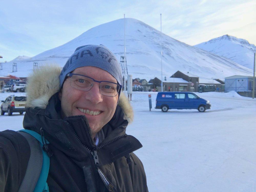 Vet du hvordan du skal kle deg når du er på Svalbard?