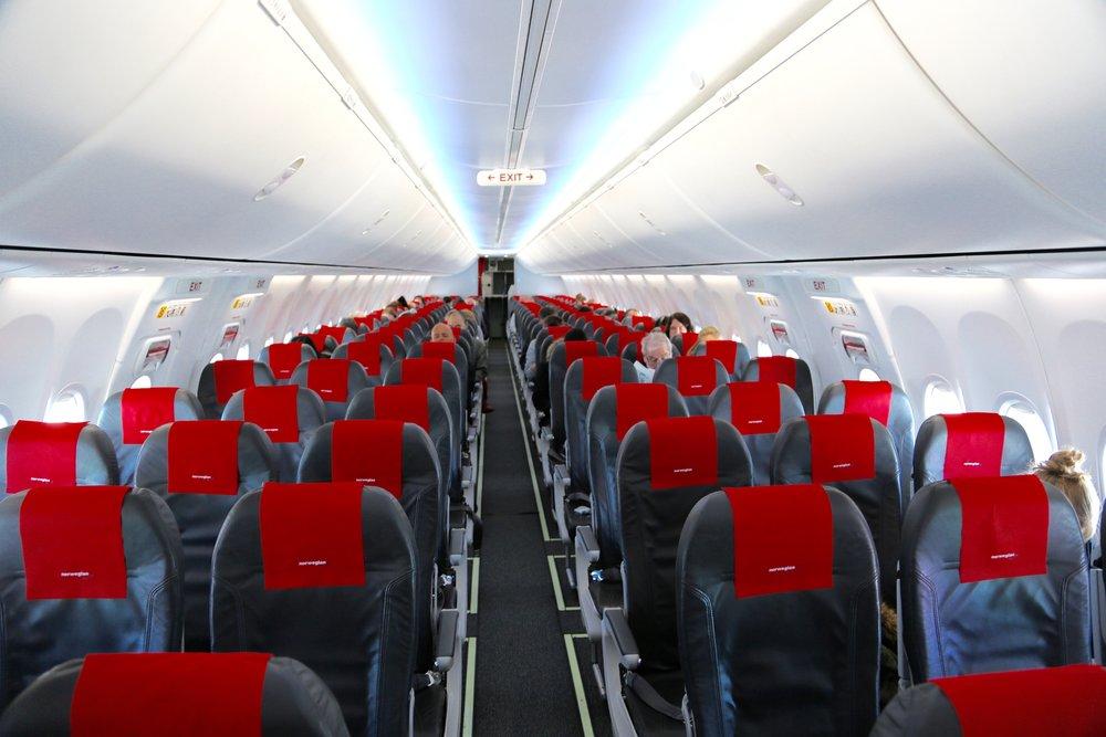 Flyreisen der alt gikk galt kan bli ekstra kostbar for Norwegian.         Foto: Odd Roar Lange