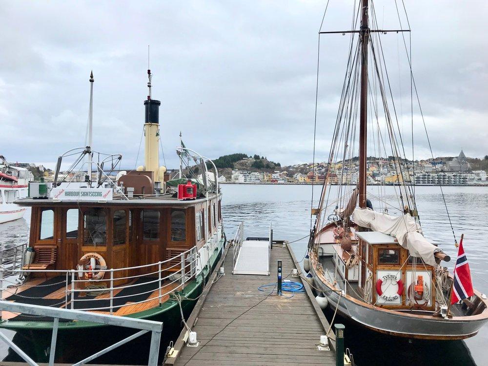 Kristiansund er full av gode opplevelser. Og de bør bli enda bedre kjent og tilgjengelige for turistene. Foto: Odd Roar Lange