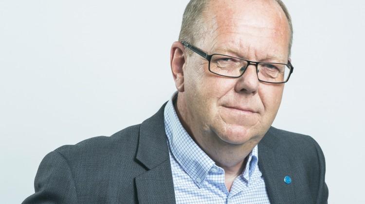 Reiselivssjef Pål Farstad søker annen jobb.         Foto: Venstre