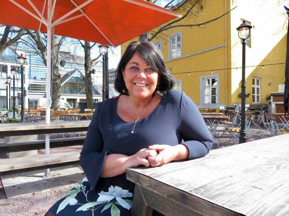 Bente Bratland Holm har satt sammen et nytt storyteller-lag. Foto: Odd Roar Lange