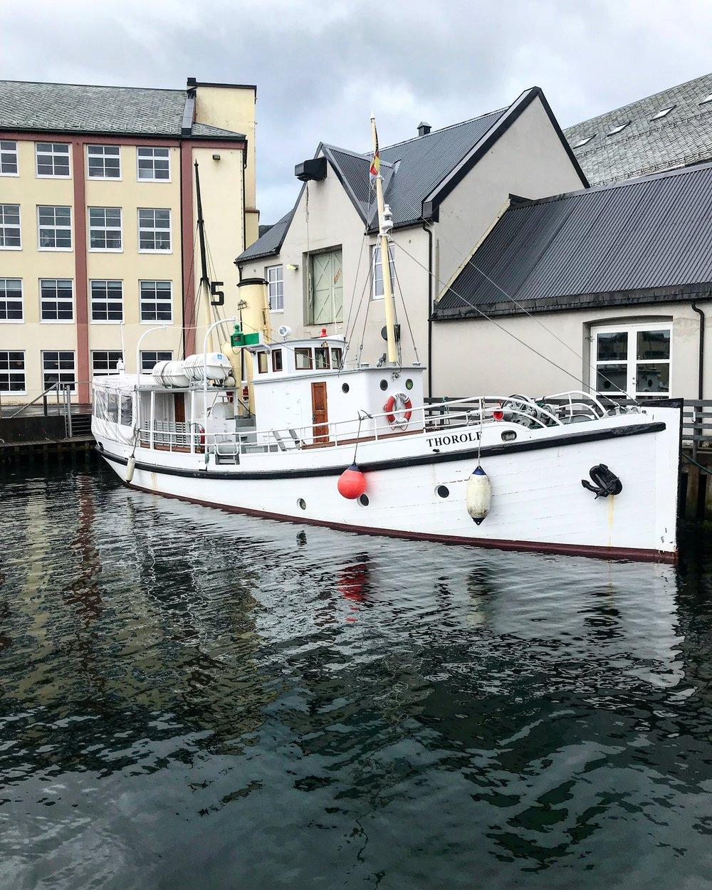 Norge er full av spennende historier som skal fortelles og selges. Foto: Odd Roar Lange