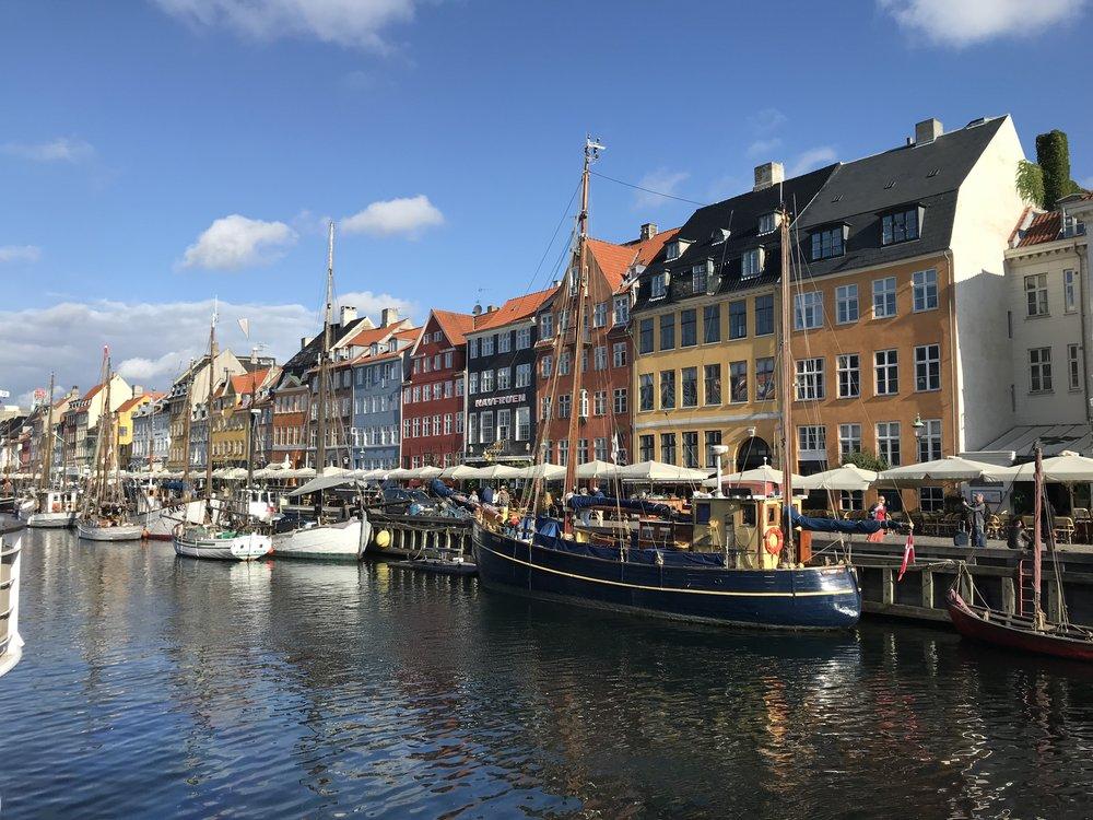 Bli med på seilas på kanalene i København.                       Foto: Odd Roar Lange