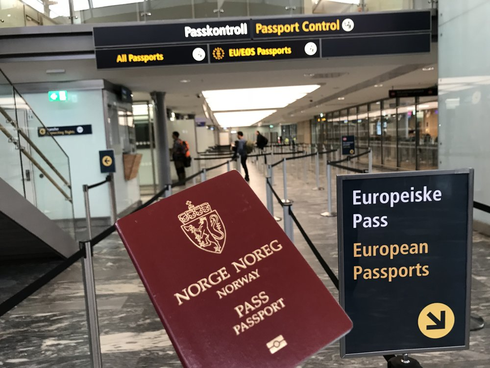 Kjenner du til passavtalen gjennom six month club? Foto: Odd Roar Lange