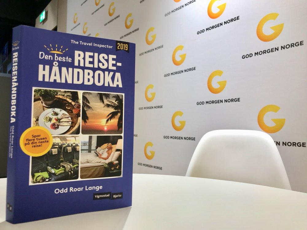 Skaff deg «Den beste reisehåndboka 2019»