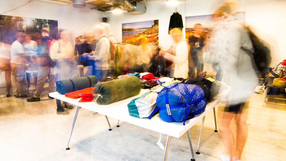 Nå kan du gjøre et julekupp                                                         Foto: Turistforeningen