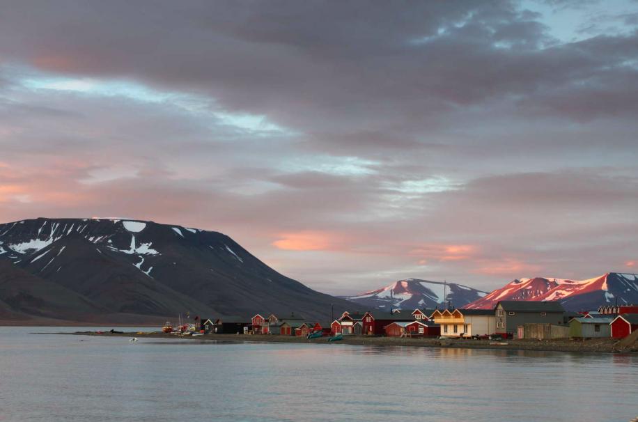 Foto: Frank Andreassen / www.nordnorge.com / Longyearbyen