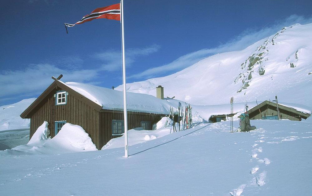 Tursitforeningen har over 500 hytter i Norge. Foto: DNT