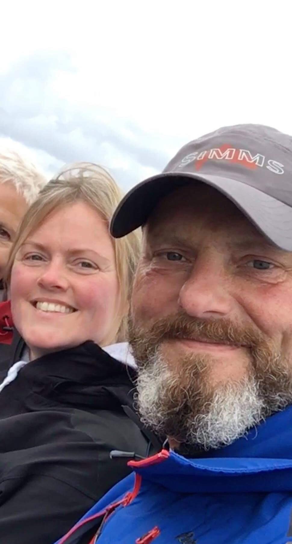 Hanne Nilsen og Ketil Jentoft blir nytt vertskap på Håholmen. Foto: Privat