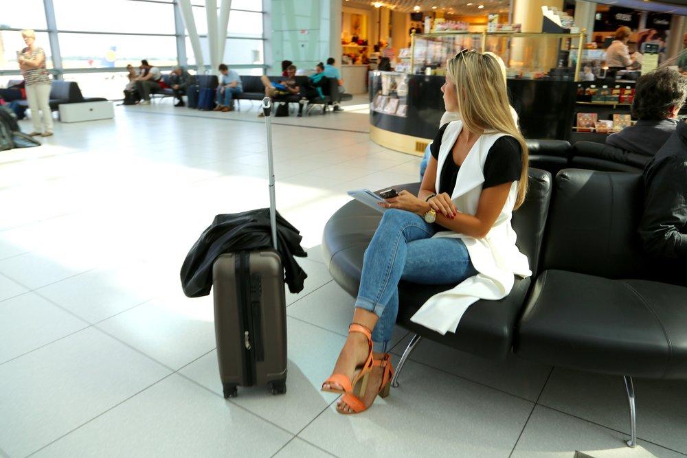 Hva gjør du dersom bagasjen din blir borte? Foto: Odd Roar Lange