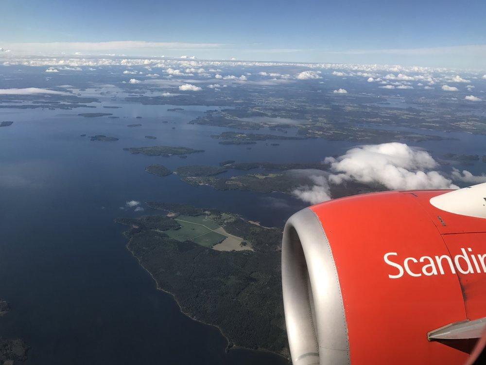 SAS utvider avtalen for sportsreiser.                                     Foto: Odd Roar Lange