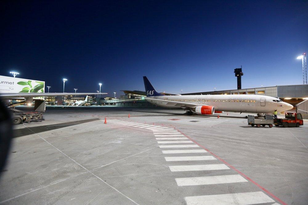 Det er smart å få doble poeng for flyreisene dine. Her får du vite hvordan du gjør det. Foto: Odd Roar Lange