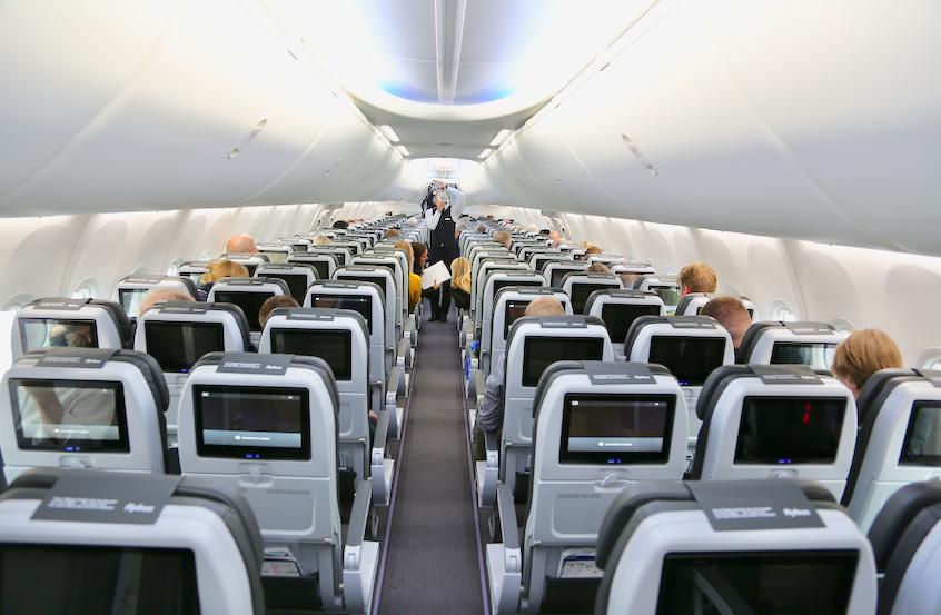 Islandair setter sine tre Boeing 737 Max 8-fly på bakken. Foto: Odd Roar Lange