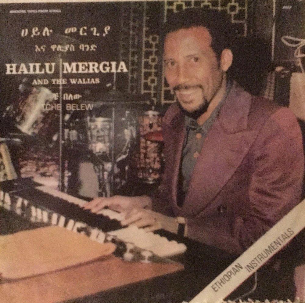 Hailu Mergia and the Walias Band