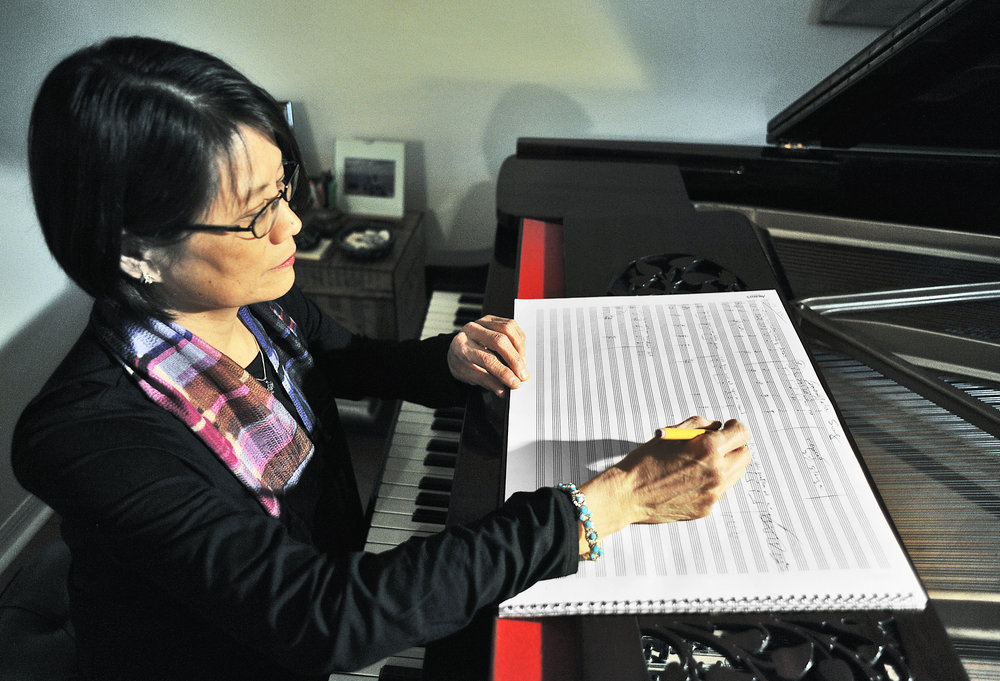 Stella Sung, Composer & Writer