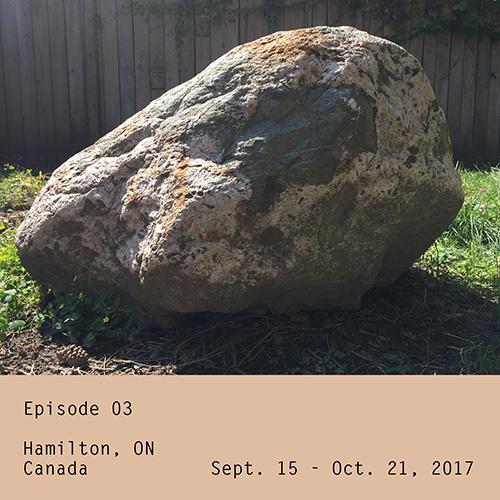 watching rocks