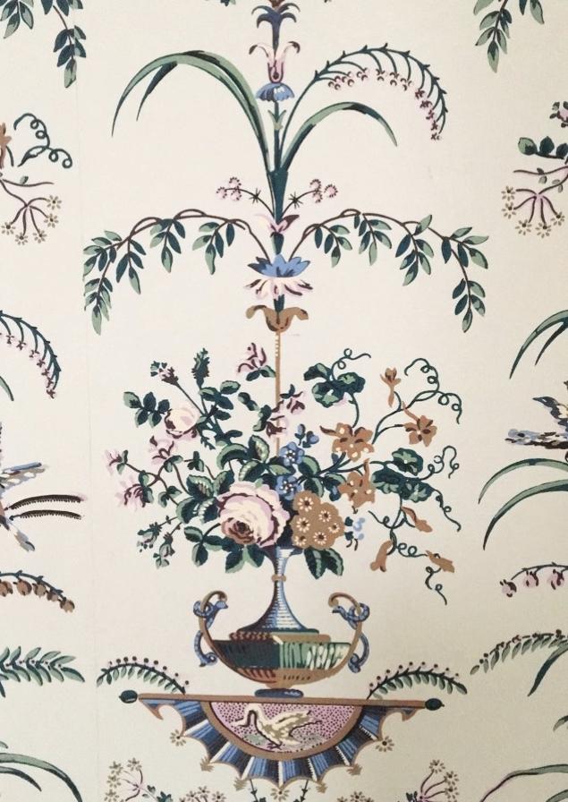 Historic Wallpaper