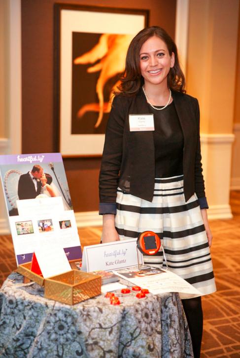 Kate Glantz, CEO of Heartful.ly