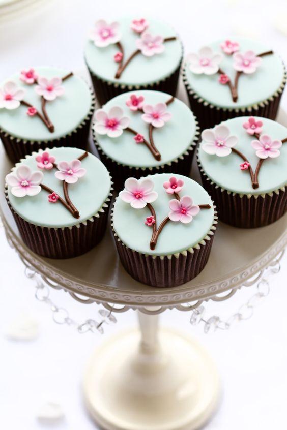 Cherry Blossom Treats